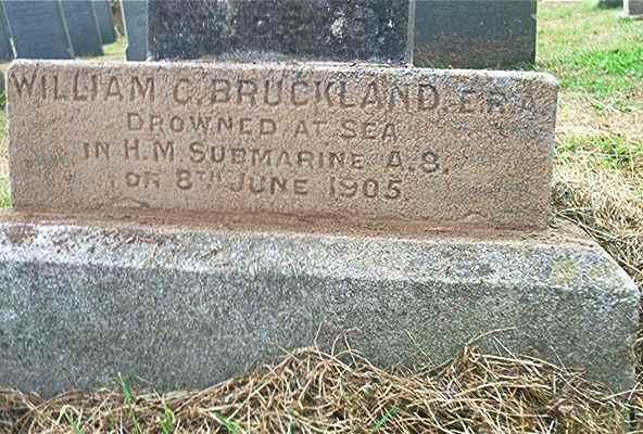 William Bruckland