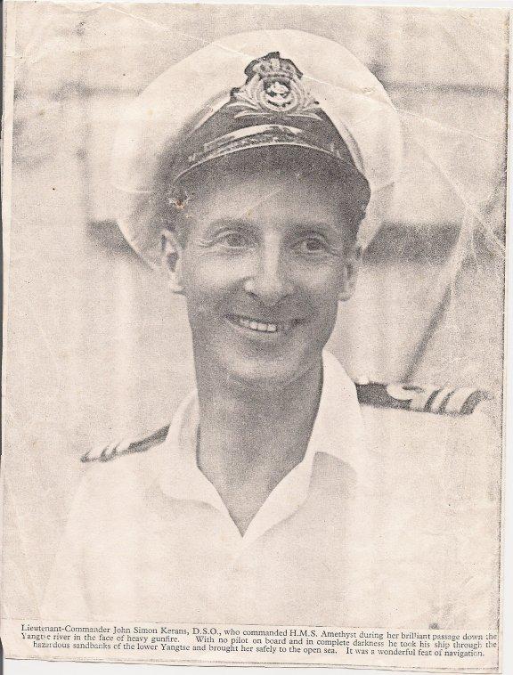 Lt. Commander Kerans