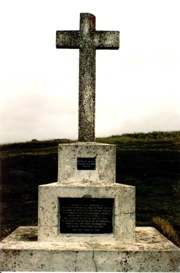The Anson Memorial.