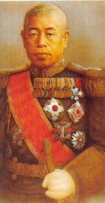 Admiral Isoroku Yamamoto,architect of the Japanese victory at Pearl Harbor.