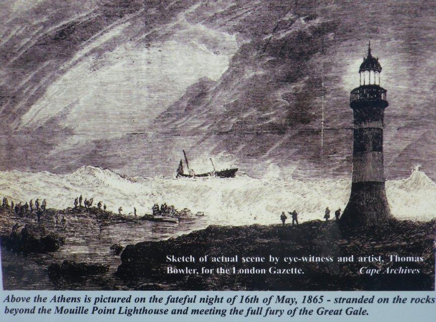 Sketch of the scene.