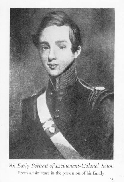 Lt. Colonel Seton.
