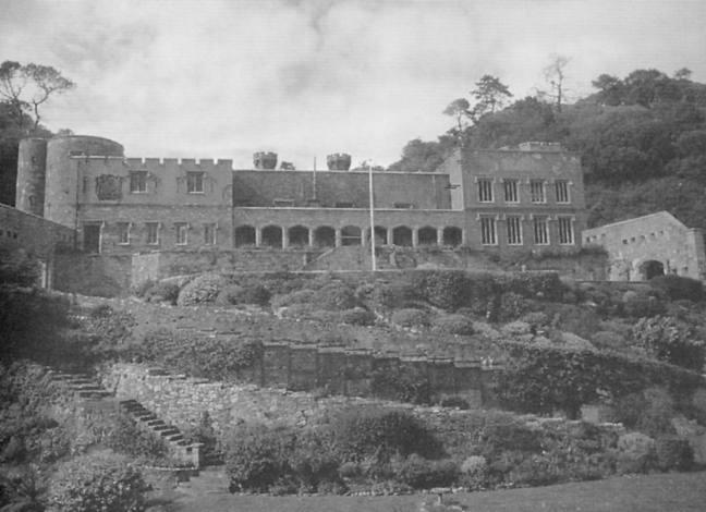 Picklecombe Fort circa 1849.