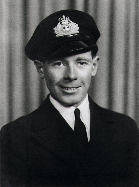 Capt.Sydney Ralf Bastiani Urry. 1912-2002