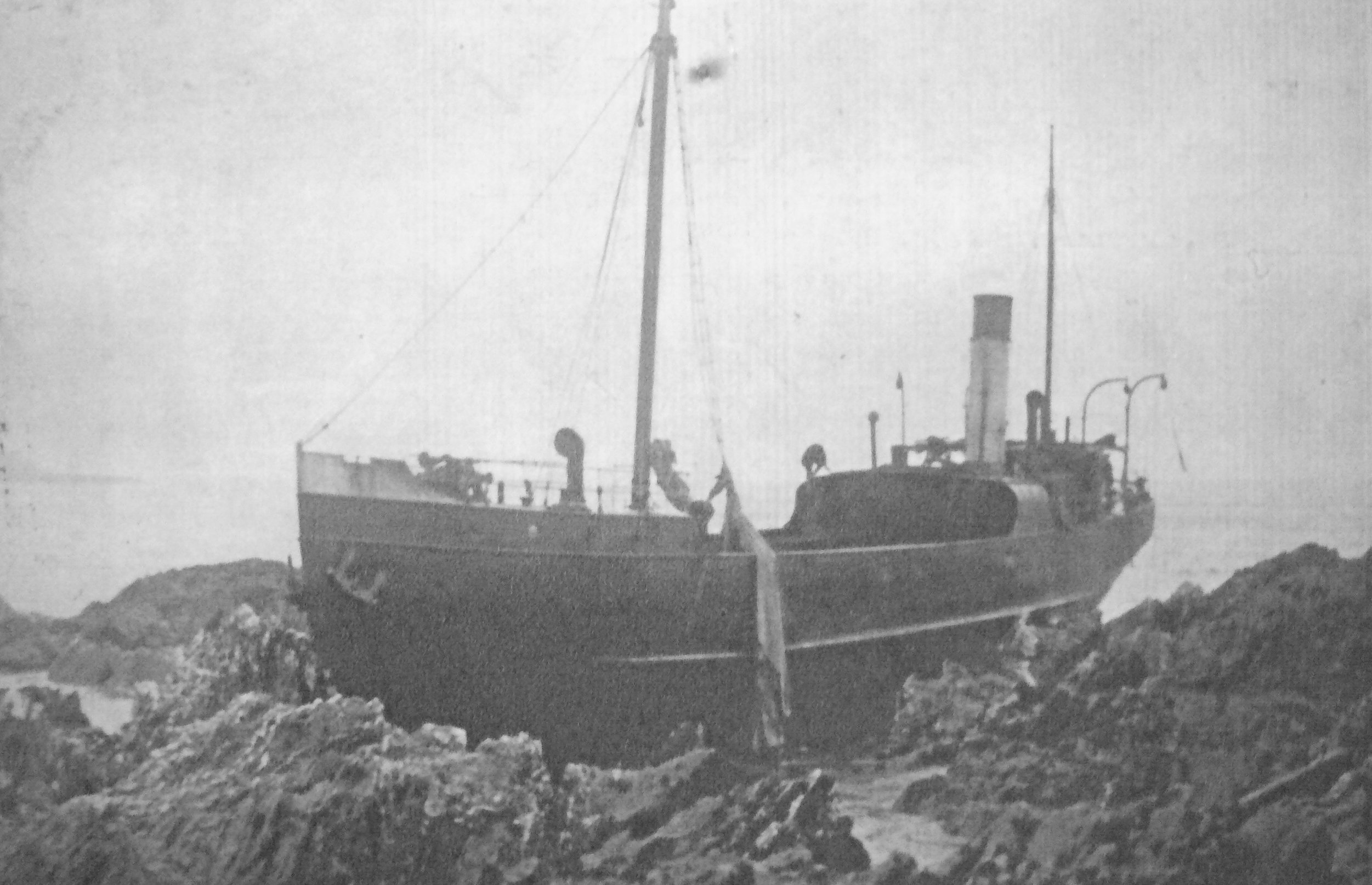 The SS Collier