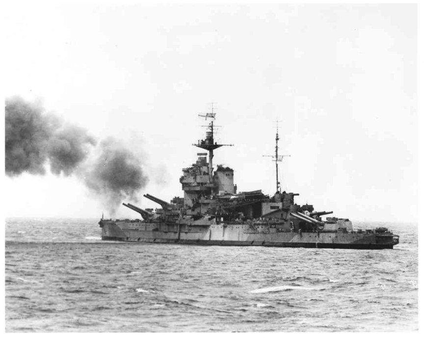 H.M.S.Warspite