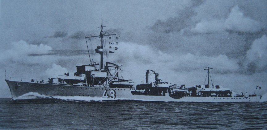 The Wilhelm Heidkamp.
