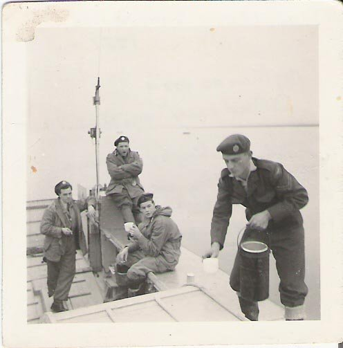 The crew of ALC1948. Photo Jim Knight.