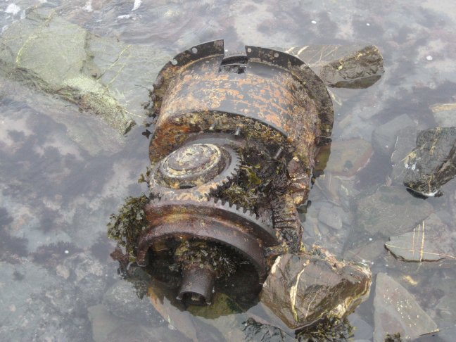 Part of a gear box?
