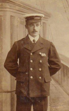 Capt. Hitchins.
