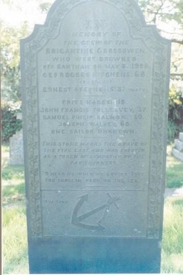 Crews Grave.