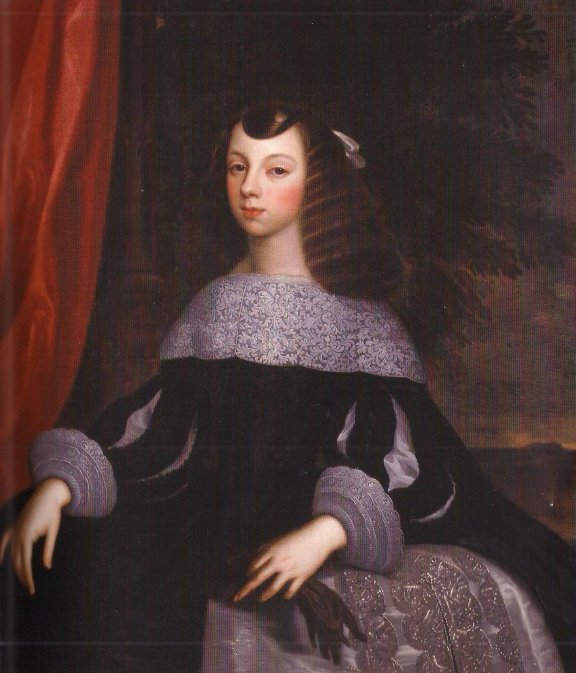 Catherine of Braganzer.