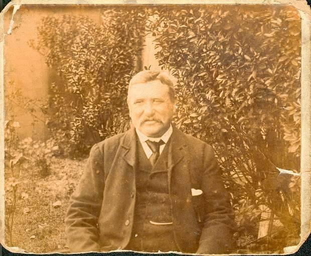 Captain Robert Warrender Fowler, Master of the Halloween between 1875 and 1882.