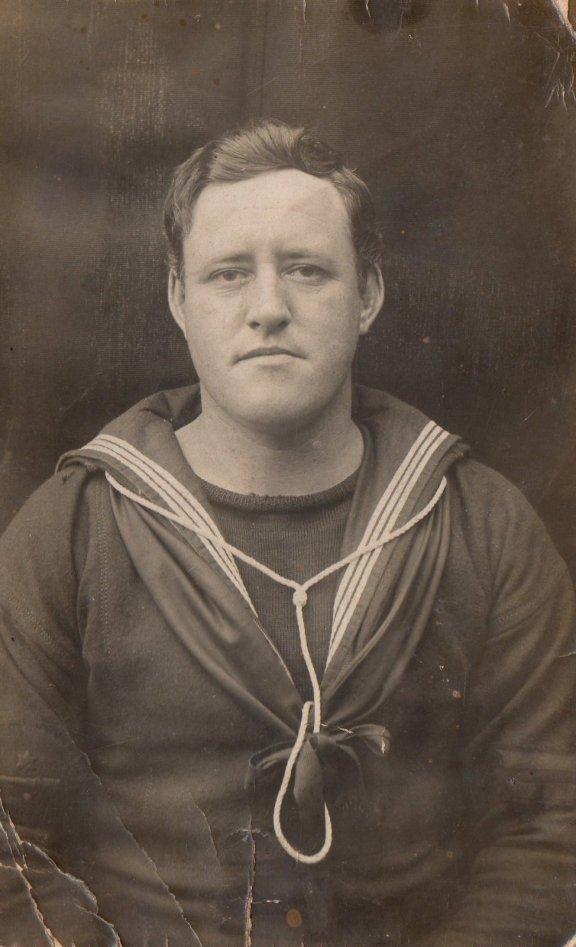 Able Seaman George Arthur Gander.