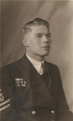 Harry Rogers. Photo Rogers family