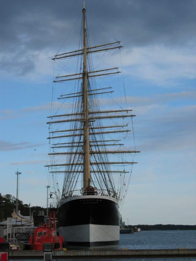 The Pommern