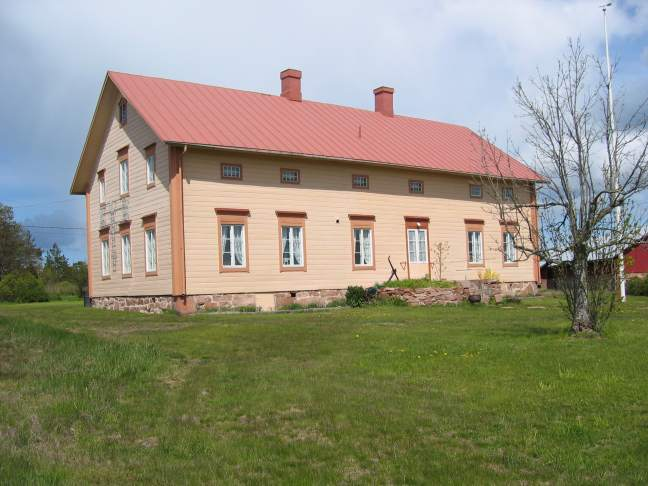 The Ericsson House.