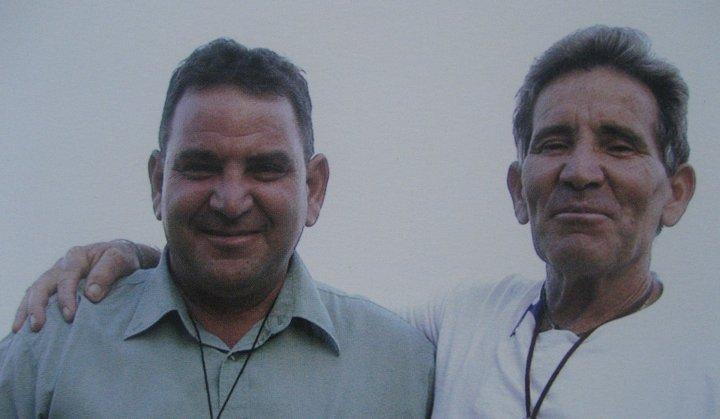 Moshe and Yuval.