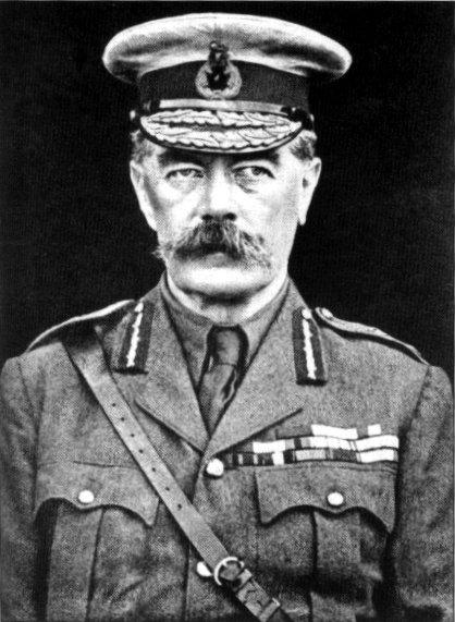 Field Marshall,Lord Kitchener.