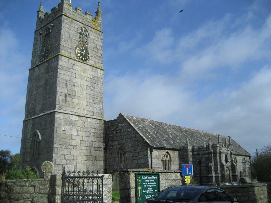 St.Just Church