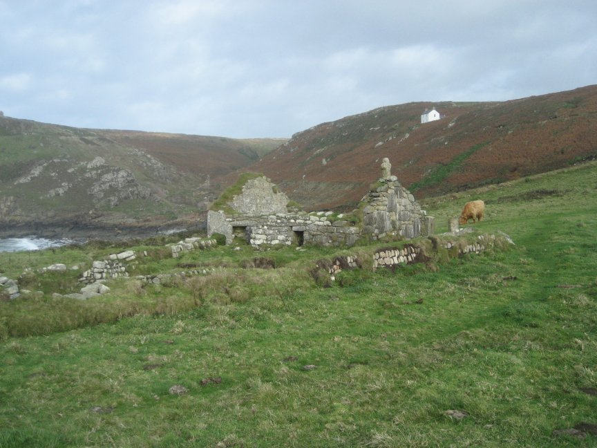St. Helens Oratory - Cape Cornwall.