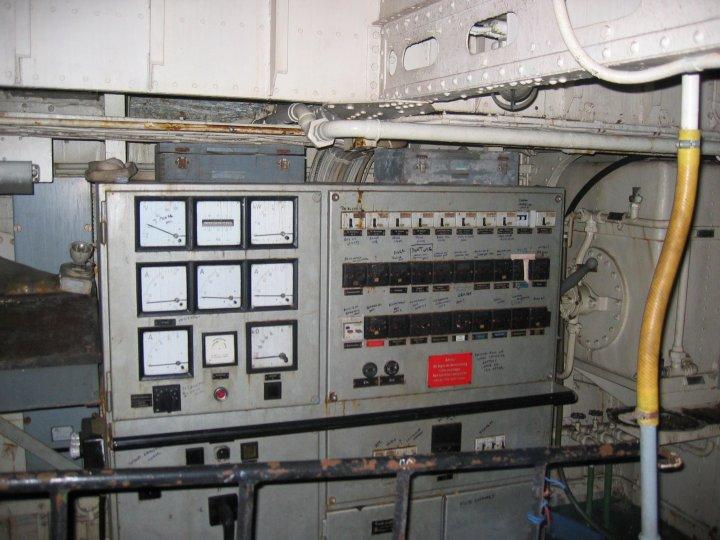 Some original controls.