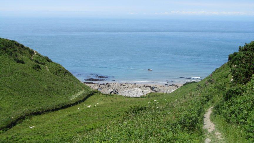 Path to Rockham Bay