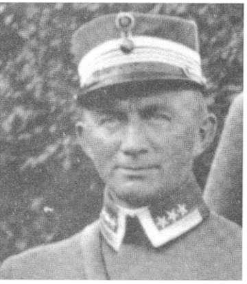 Colonel Sudlo.