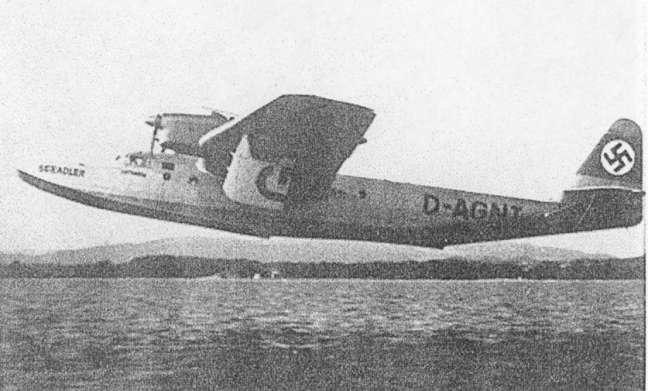 Donier Seaplane