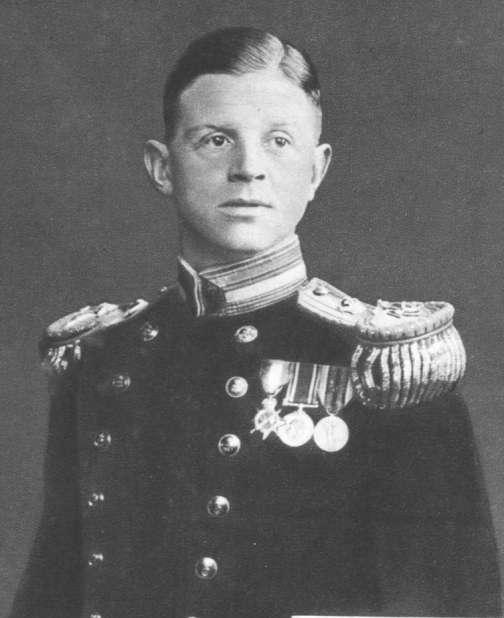Capt. Bernard A.W. Warburton-Lee