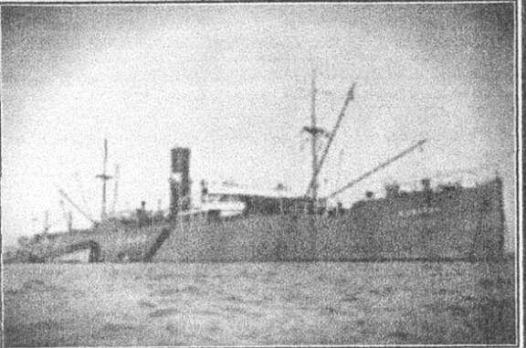 The Steamship Romanby.