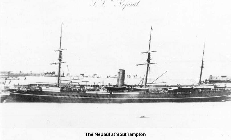 The Nepaul.