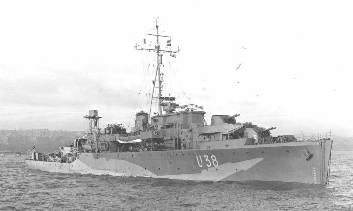 HMS Cygnet