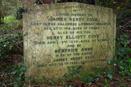 James Henry Cove