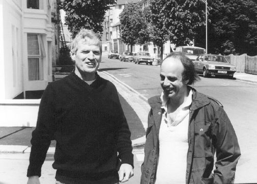 George and Alan.