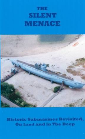 Cover depicts the U995 at La Boe