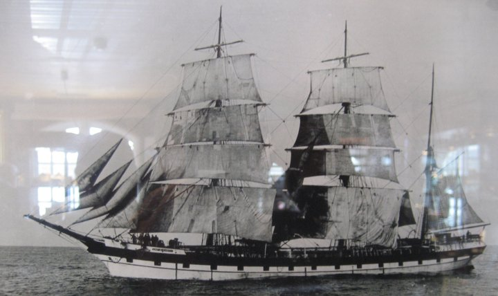 Lady Elizabeth as she was.Photo from Stanley Museum