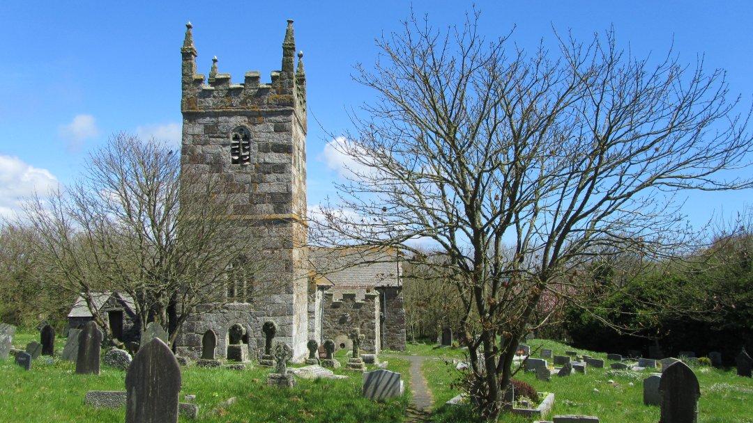 St.Wynwallow Church