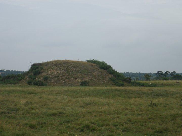 Restored Mound.