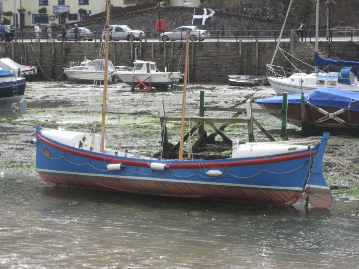 Ryder Lifeboat