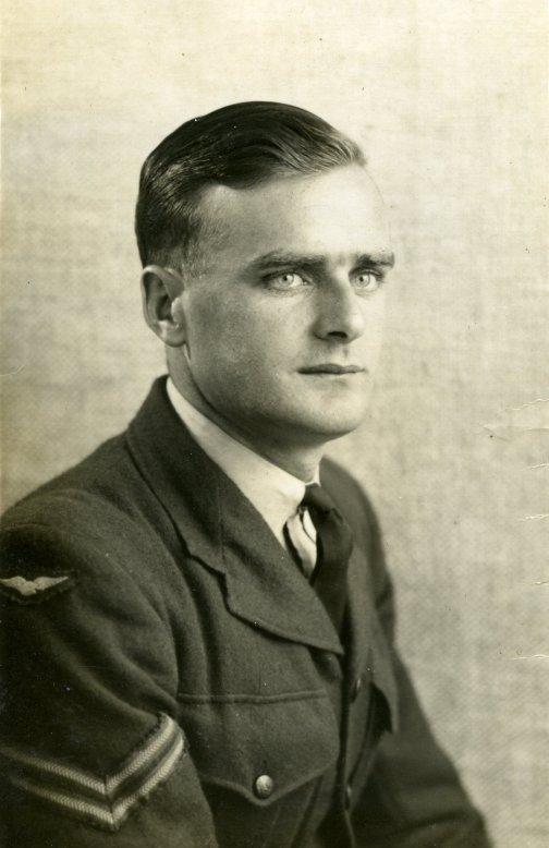 Flight Sgt. W. Granger.