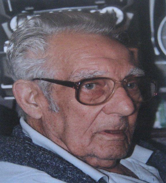 Fredrick Henry Ward aged 88years. 2008