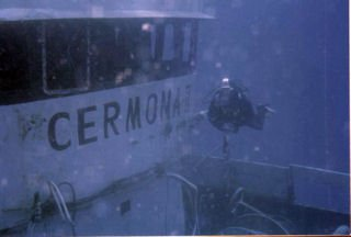The Cemona 11.Courtesy Canary Diving.