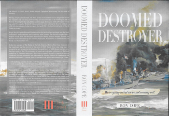 Doomed Destroyer by Ron Cope